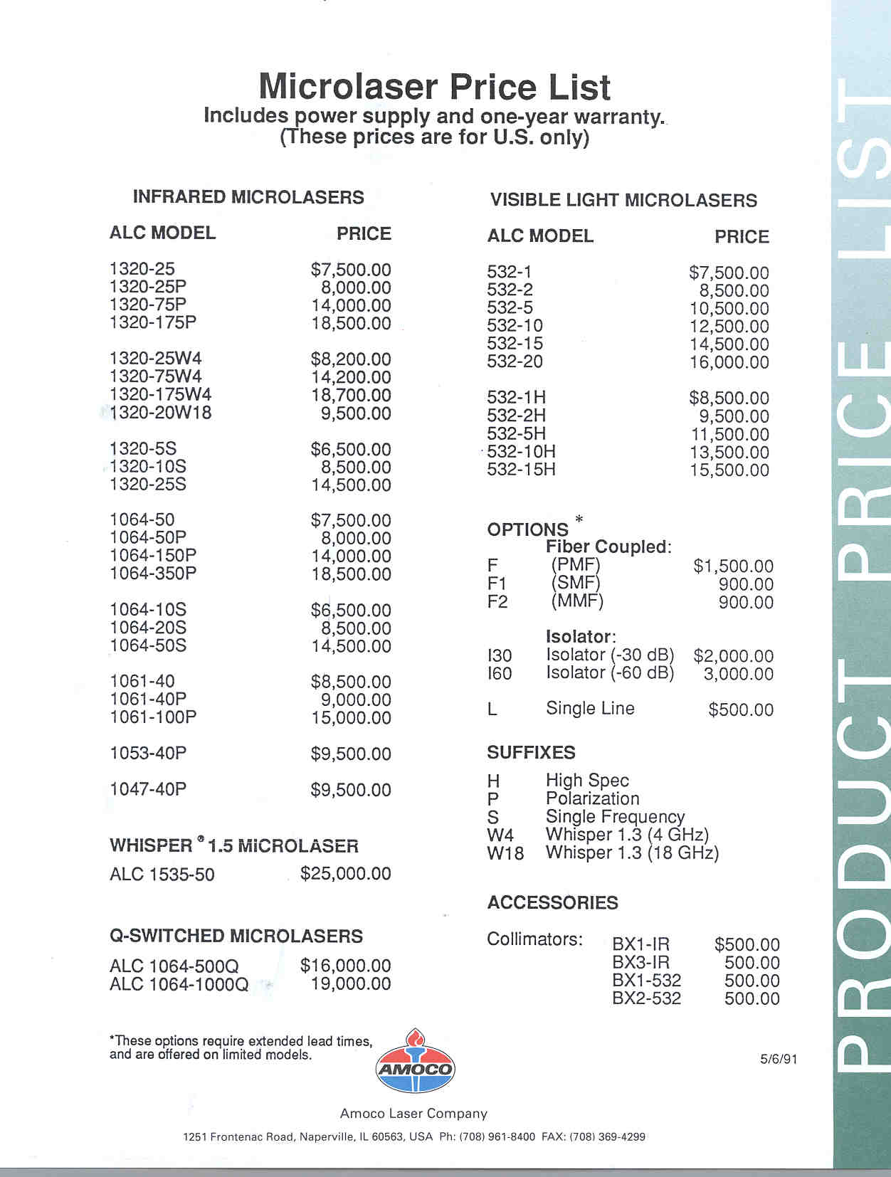 photography pricing sheet template .