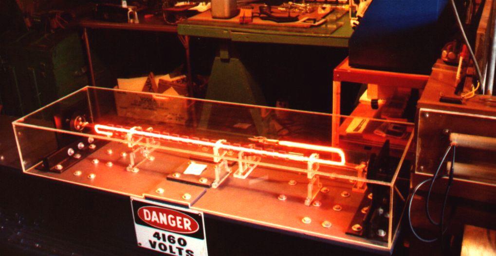 Resultado de imagen de neon laser