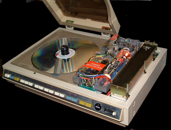 Notes on the Troubleshooting and Repair of Optical Disc Players and Optical
