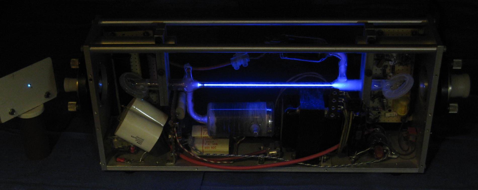 Лазер аргоновый фото