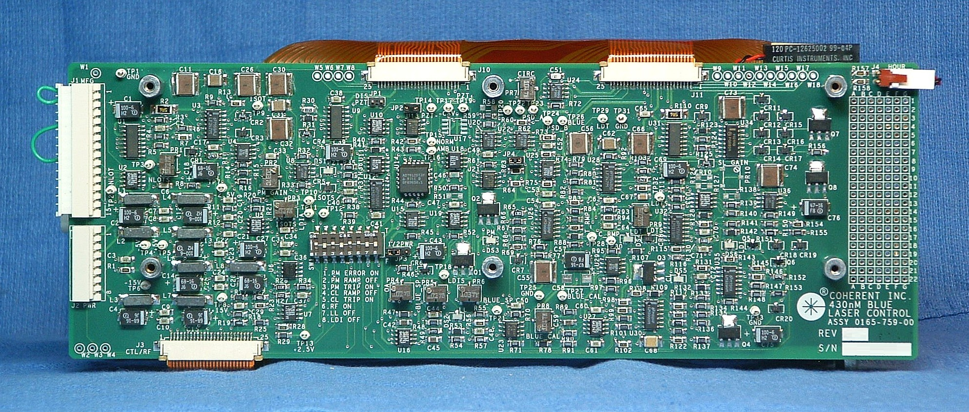Playstation Console39s Printed Circuit Board Ready For Rework Repair