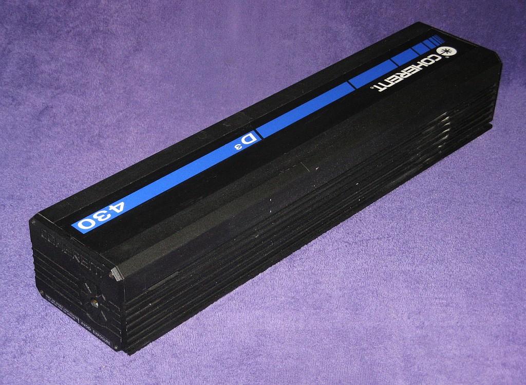Laser Diode Modul 405nm Laserdiode f Party 100mW violett blau