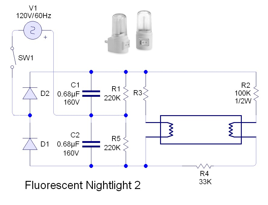 flnl2 various schematics and diagrams T5 Fluorescent Ballast at fashall.co