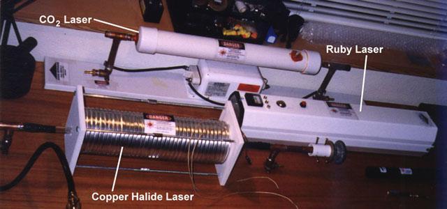 Sam's Laser FAQ - Home-Built Carbon Dioxide (CO2) Laser