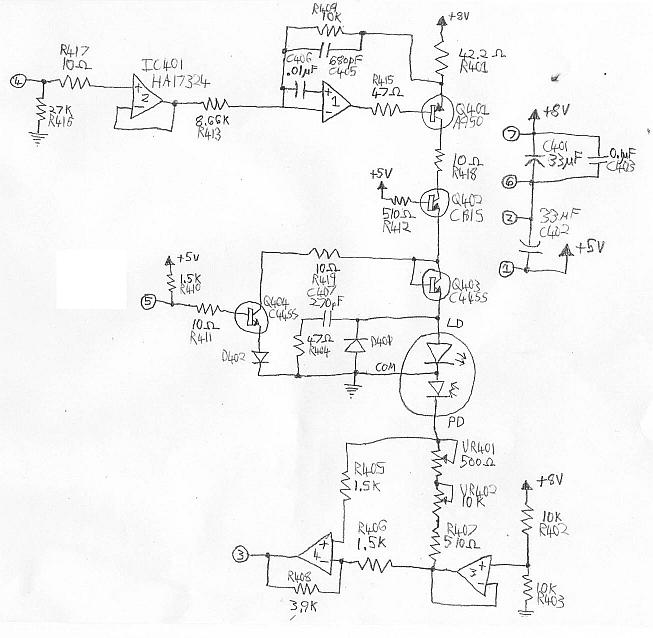 sam's laser faq diode laser power supplies on simple constant current led driver schematic