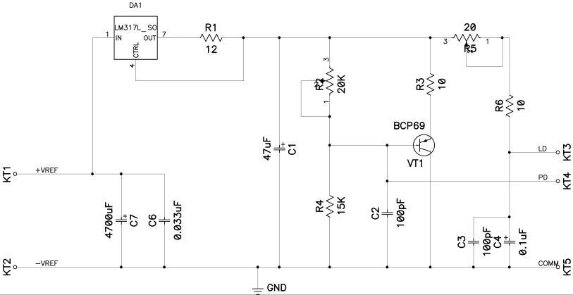 laser diode driver schematic likewise laser diode driver besides rh kshjgn pw
